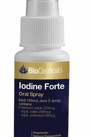BioCeuticals Iodine Forte
