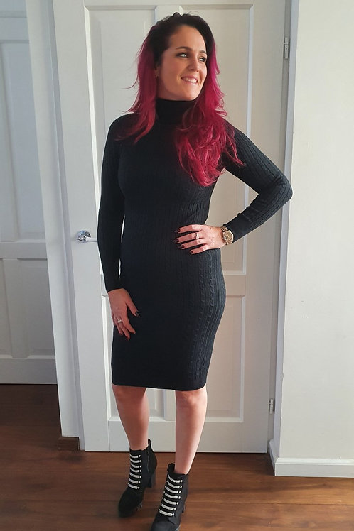 Dress Stretch Black