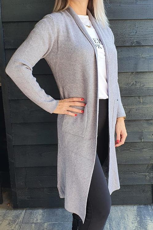 Vest Casual Grey