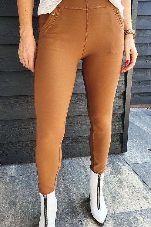 Pants Stretch Camel