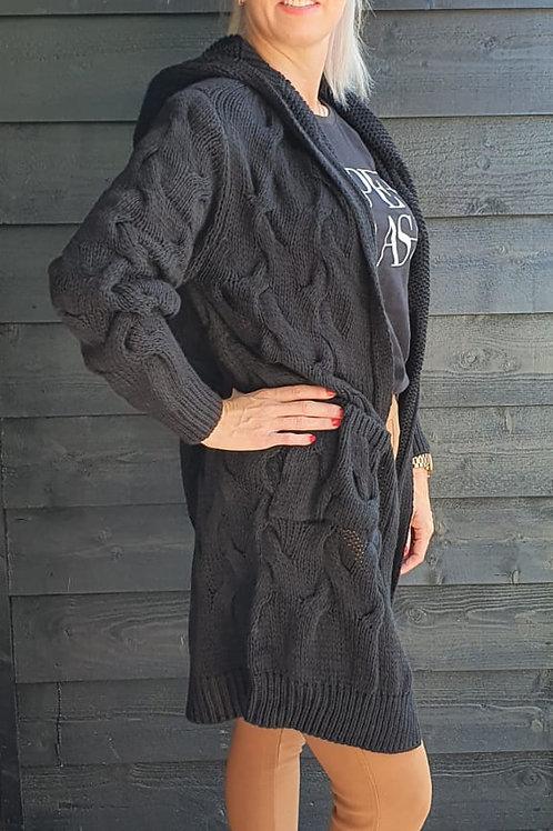 Vest Cable Black