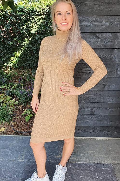 Dress Stretch Brown/Beige