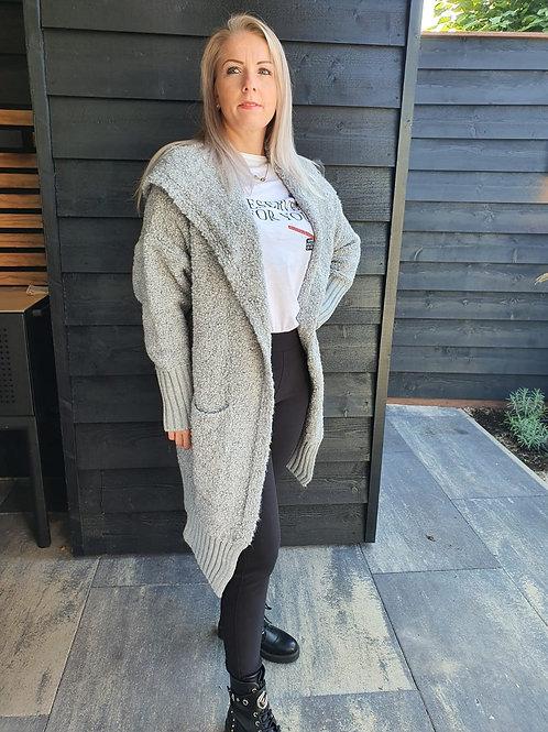 Vest Comfy Light Grey