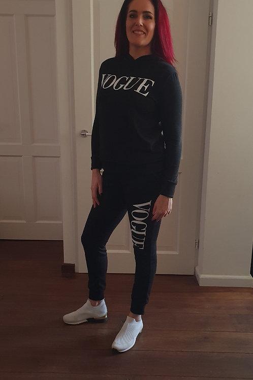 Vogue Jog Black