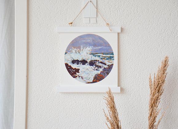 Our daybreak storm | fine-art print