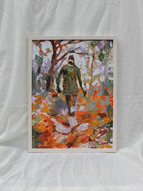 Childlike wonder | Limited edition fine-art print