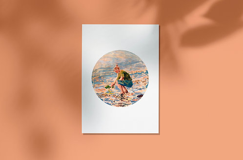 Return to nature | fine-art print