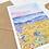 Thumbnail: Colorful coast   postcard