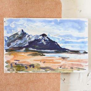 'Mountains calling'