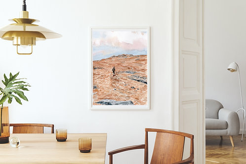 Roaming Iceland | fine-art print