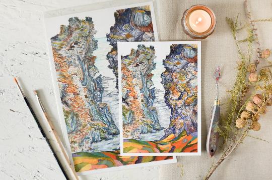 Icelandic Coast | Fine-art print
