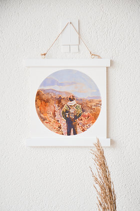 Wanderer | fine-art print