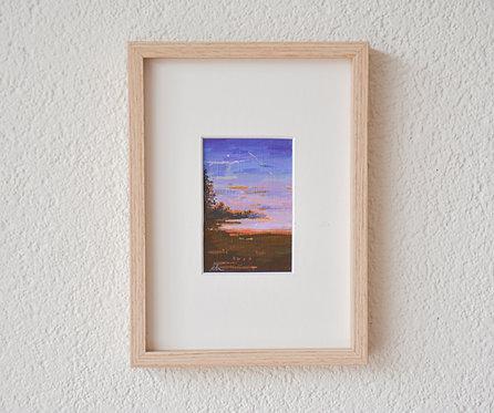 Old year's mornin | Tiny original