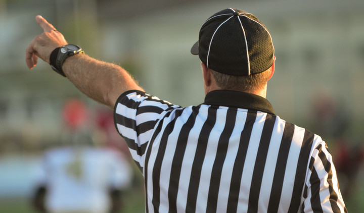 Now We're Questioning NFL Referee's About Their Hometowns?