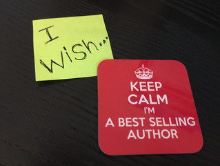 7 Invaluable Things I have learned as a Debut Author…