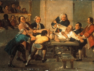 The Age of Agony: a beginners guide to 19th century surgery