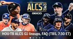 2020 ALCS Poster