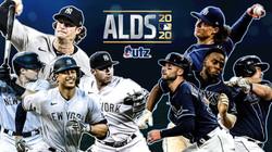 2020 ALDS Poster