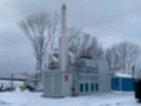 bio energy plant at CHHF