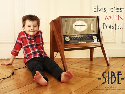 ELVIS, c'est MON Po(s)te.