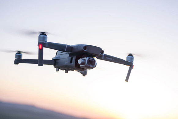 Unmanned Aircraft Photography