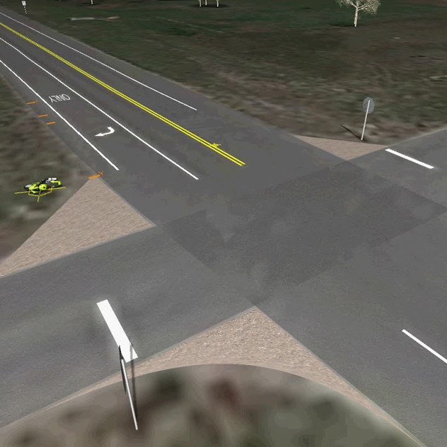 Motorycycle, Semi-Truck Accident