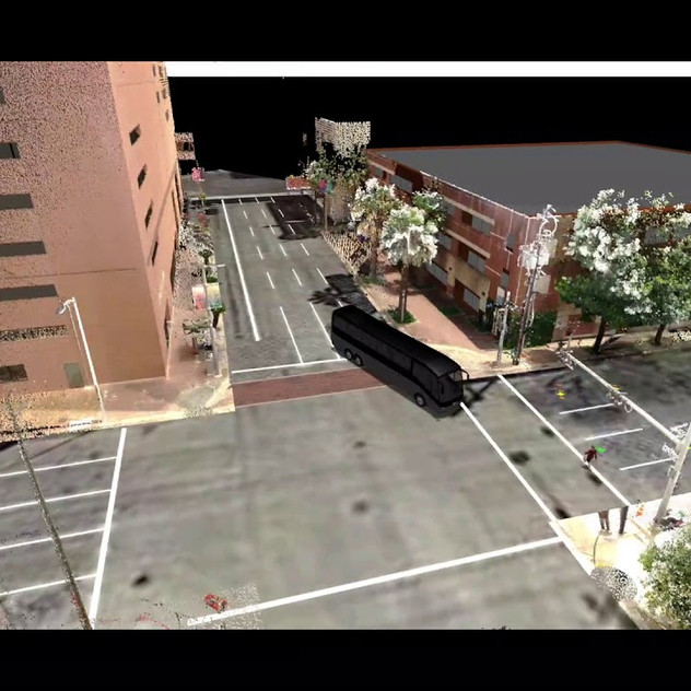 Scene Buildout From 3D Scan