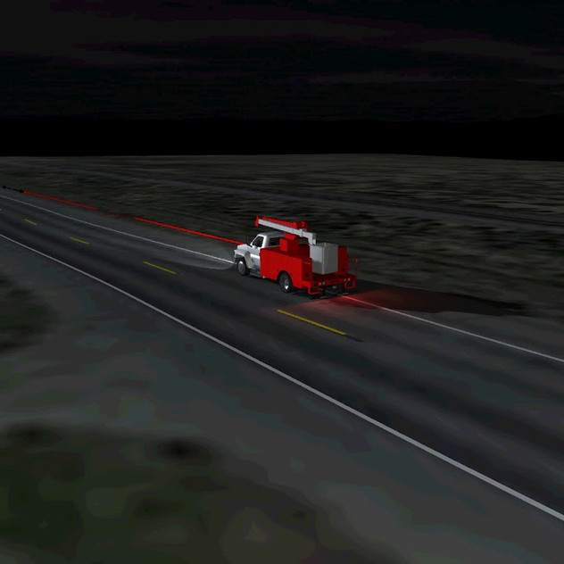 Pick-Up Truck Highway Accident