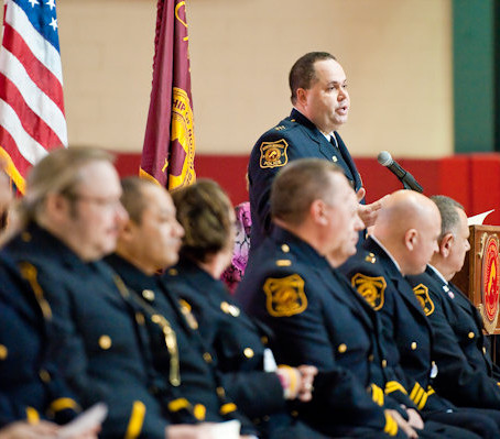 NBPD praised for diversity by Hispanic Law Org