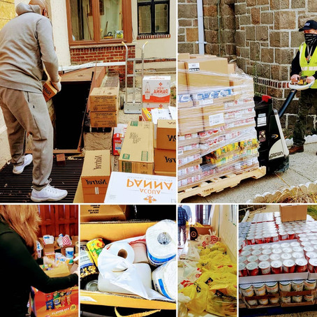 North Bergen Church Tackles Hunger in the Township