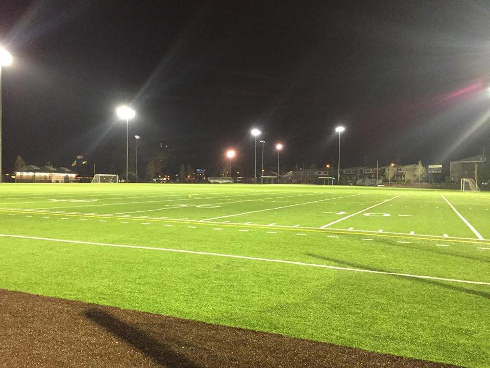 North Bergen soccer field
