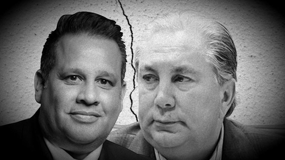 Fight amongst friends, North Bergen Mayoral Future