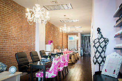 """""""Voted Best Nail Spa in NJ by InStyle Magazine"""""""