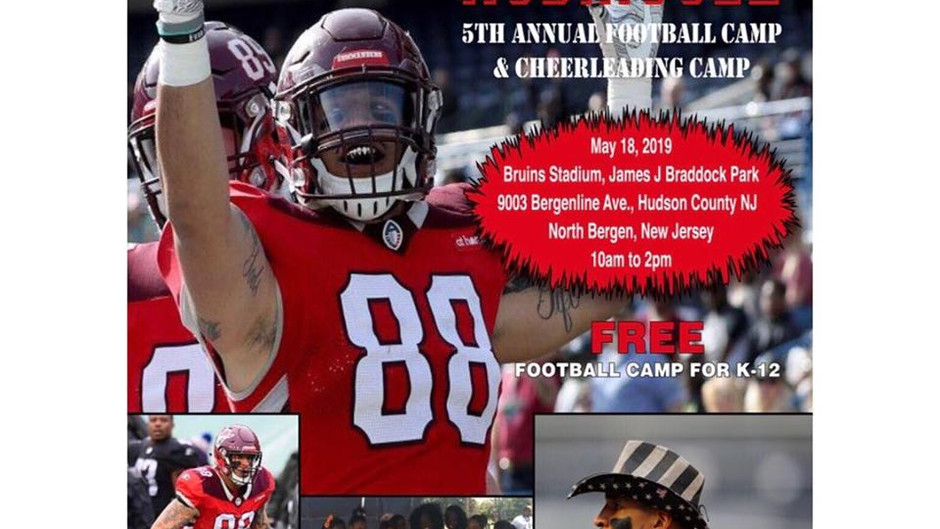 E-Rod to Host 5th Annual Youth Football Clinic, Cheerleading Added to Program