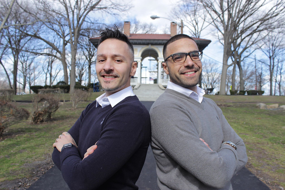 Roger Quesada and Mahmoud Mahmoud announced their candidacy for the 2019 NJ General Assembly election for the 32nd Legislative District under the campaign slogan will be People.