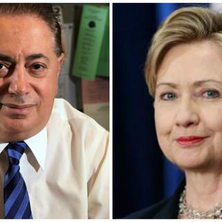 """It's time for a woman to become president,"" Sen. Nicholas Sacco & HDCO endorse Hi"