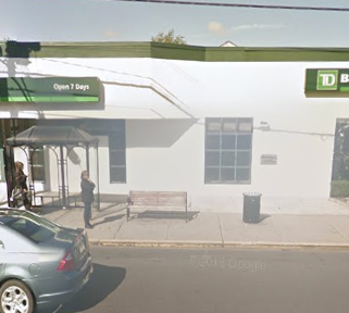 TD Bank Robbery on Kennedy Boulevard
