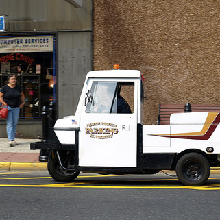 North Bergen street sweeping & residential parking enforcement is suspended until further notice