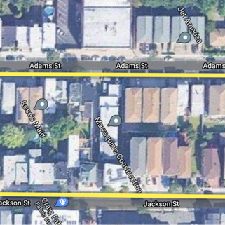 Adams & Jackson Street Will Become One-Ways