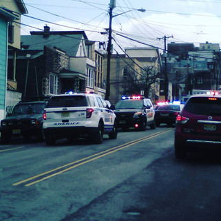 North Bergen Police foot pursuit leads to 2 arrest for armed robbery on 43rd Street