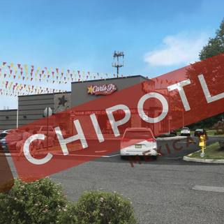 Chipotle Coming to North Bergen