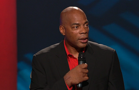 Comedian Alonzo Bodden to give free performance in North Bergen