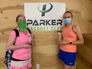 Parker Racquet Club Summer Open was a Smash!