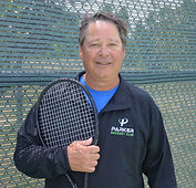 Barry Riddle, Parker Racquet Club