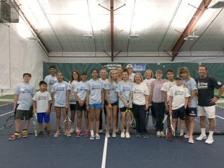 ACEing Autism - Connecting Kids throughTennis