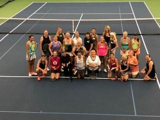 Lisa Raymond, 11 Time Grand Slam Champion hosts Doubles clinic