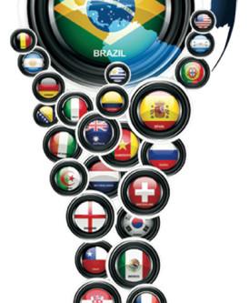 Brasil 2014. Los Eternos Favoritos