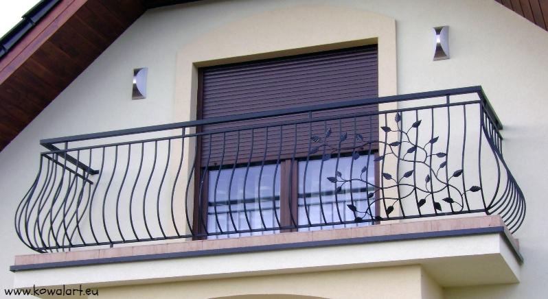 Balustrada Młoda gałązka