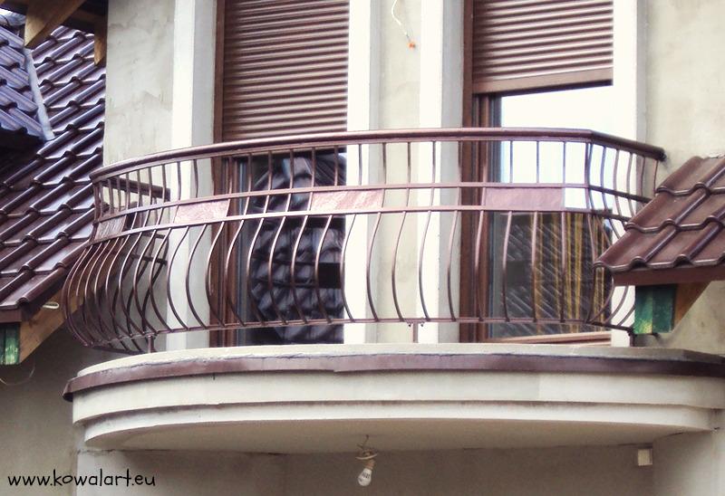 Balustrada Przypływ (2016)
