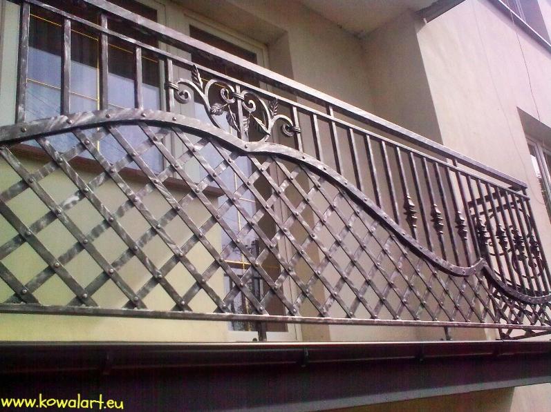 Balustrada Nadmorska wydma